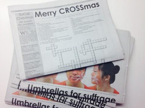 Merry CROSSmass (answers)