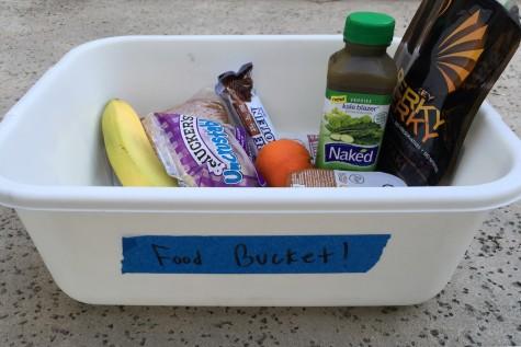 Food bin for the future