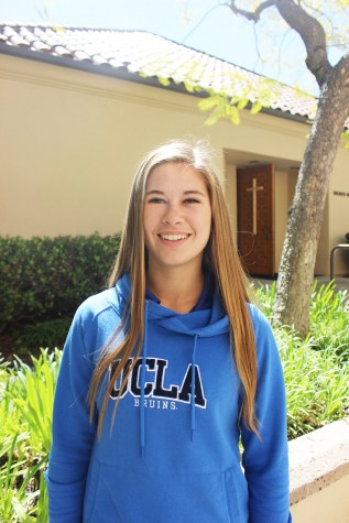 "Katie Roschak ""I don't study as much as people think."" Co-Valedictorian 4.92 GPA UCLA Business Economics major Full-IB candidate, National Honor Society, Model United Nations, lacrosse, student ambassador"