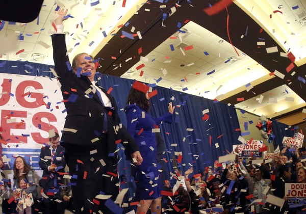 Former Chief Justice Roy Moore loses Alabama Senate race