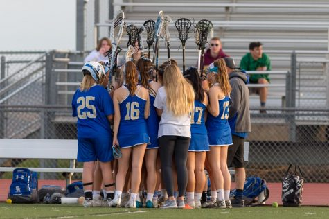 Girls' lacrosse ranked fourth in county