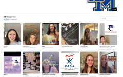 View of Fliipgrid's virtual club rush as presidents post and explain their clubs.