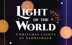 Photo by Saddleback Church's instagram @saddlebackchurch.