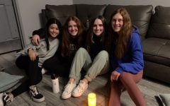 New community- Alvidera and her small group have post Kairos reunions. They support each other in staying connected to their faith and maintain their friendship.