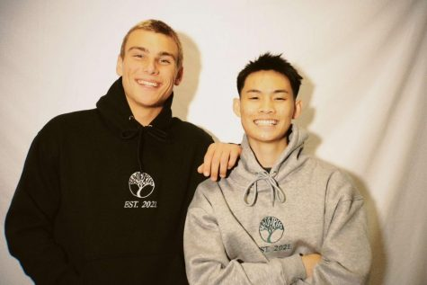 Instilling growth- With their clothing company, Medina and Stevens hope to inspire change in their community by planting a tree with every purchase. Both clothing collections sold out in less than 24 hours.
